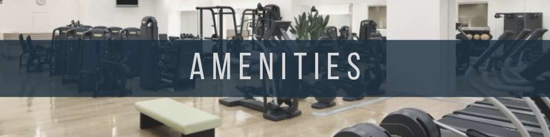 Park Residences Amenities